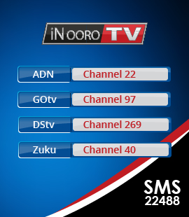 Inooro TV channels